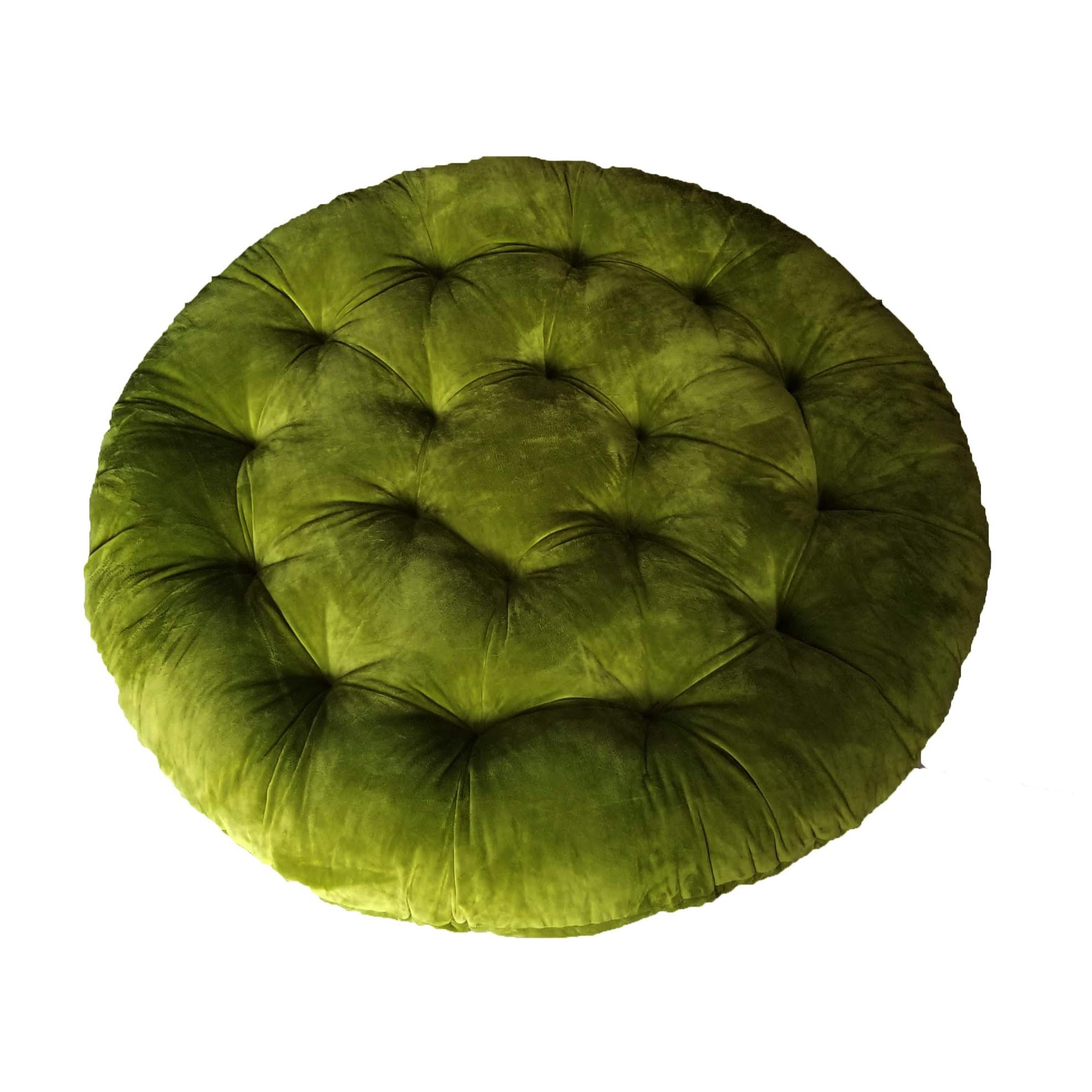 Nệm ngồi ghế papasan loại 1m
