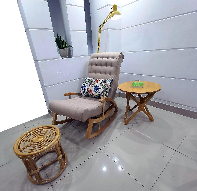Ghế thư giãn - ghế bập bênh